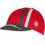 Castelli Podio Doppio Headwear red